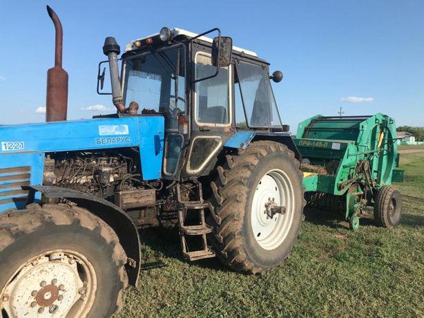 Продам трактор МТЗ 1221
