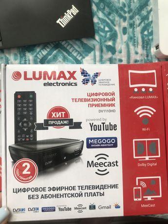 Цифровой телевизионный приемник и антенна