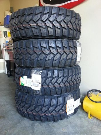 Vand anvelope noi off road MT 35x12,5 R16 Maxxis