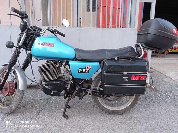 МZ - 250, възможен бартер