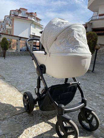 Бебешка количка 2в1