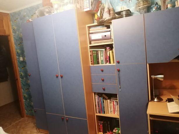 Мебель, стенка в детскую комнату.