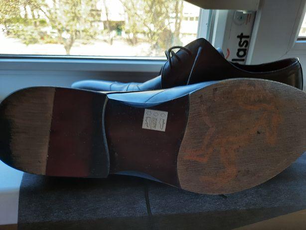 Pantofi piele deosebita Saccio Handmade,Italia, mărimea 44, NOI
