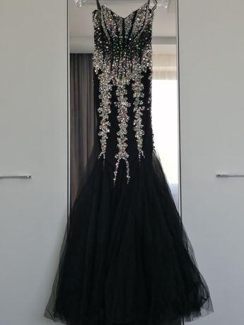 Шикарное вечернее платье JOVANI