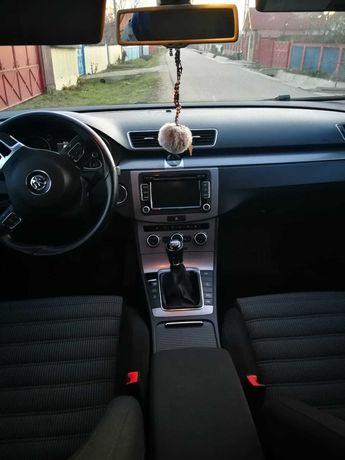 VW Passat 2.0 TDI 140 CP 2014
