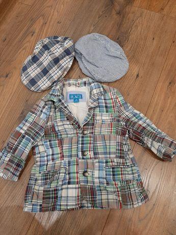 Яке, грейка ,сако  и шапки за малко момченце