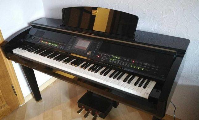 Цифровое Пианино Yamaha Clavinova CVP-405