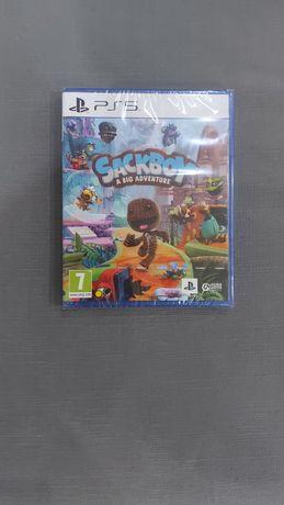 Sackboy A Big Adventure - PS5 НОВА