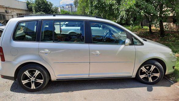 VW Touran 2009 Автоматик