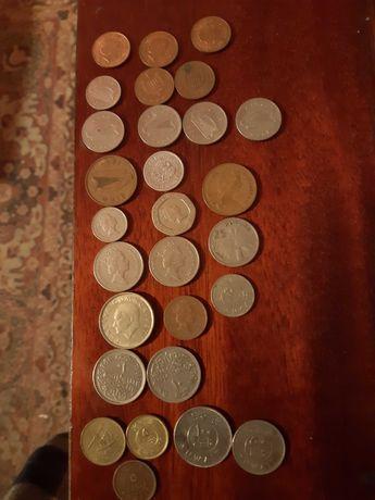 Vand bancnote si monede vechi romanesti si straine