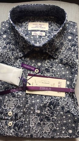 Маркова мъжка риза41/16 Джани Фероуд