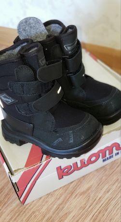Куома ботинки kuoma 27 размер
