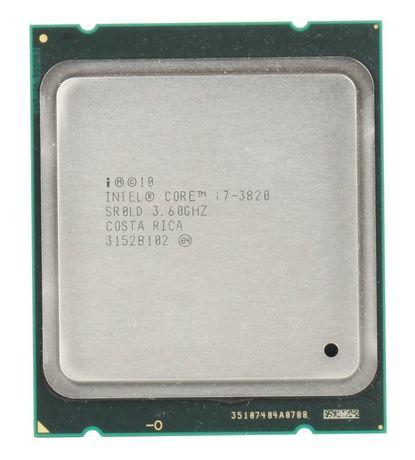 Процессор Intel Core i7-3820