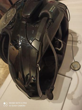 Cască protecție pentru motocicletă