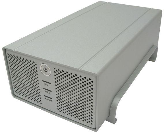 Продам Внешний контейнер для жестких дисков i-Stor iS607