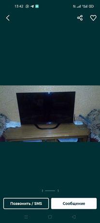 Телевизор +диван