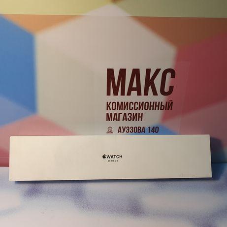 Apple Watch 3, 38mm, в хорошем состоянии, Магазин Макс