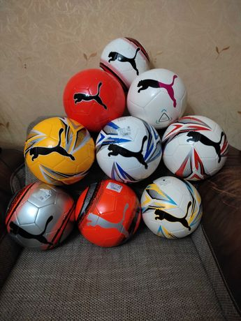 Мяч футбольный Пума