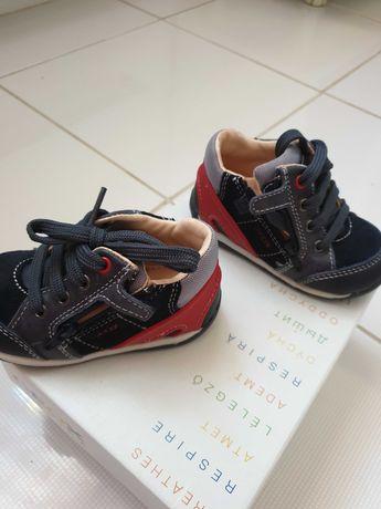 Sneakers Geox copii, noi, marimea 21
