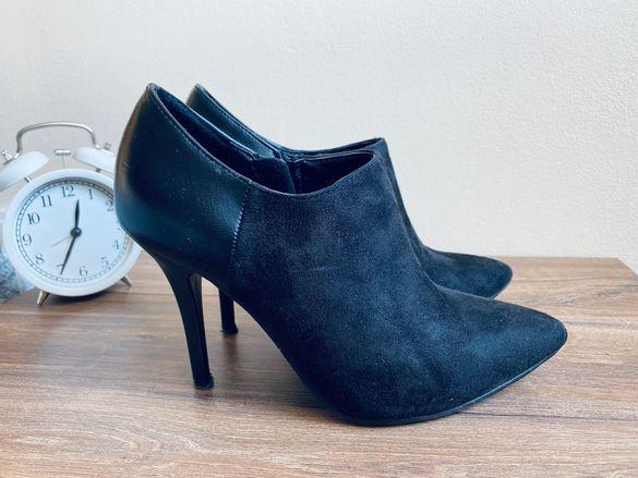 Удобни обувки на висок ток