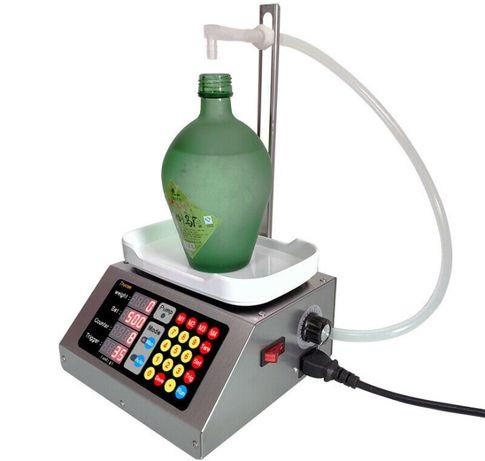 Автоматичен Кантарен Дозатор за пълнене на течности в бутилки (алкохол