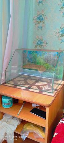 Террариум для черепах водяных