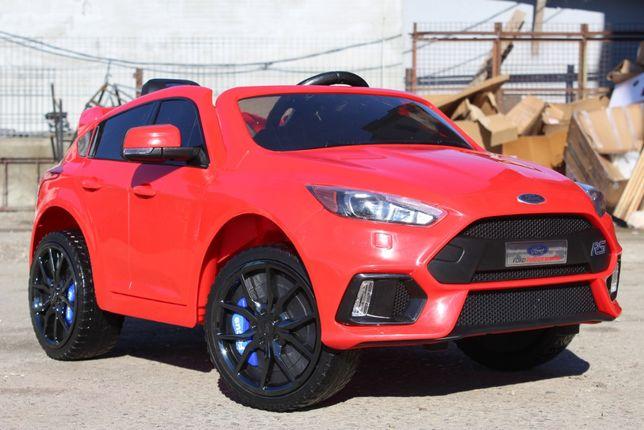 Masinuta electrica pentru copii Ford Focus RS 12V #Rosu