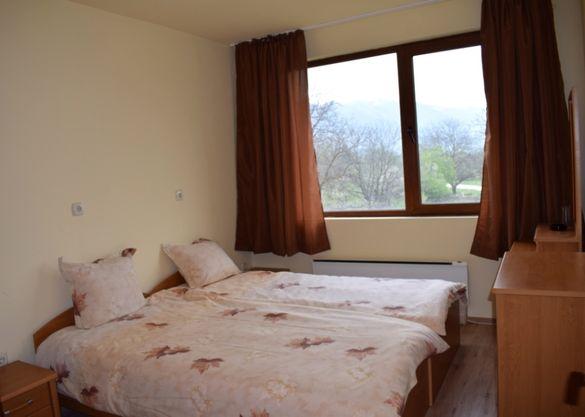 3-стаен апартамент за продажба в малък комплекс в Банско