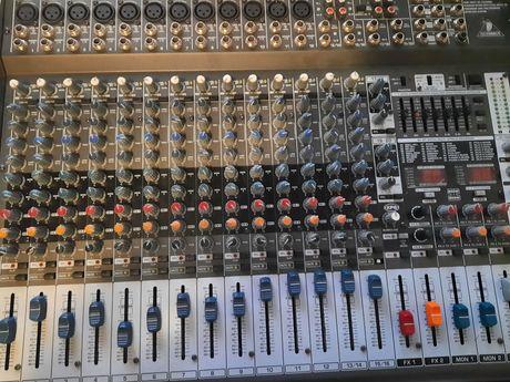 Mixer audio behinger 6000
