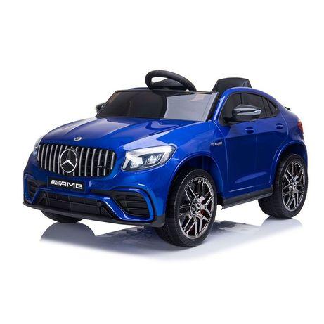 Акумулаторен джип Mercedes GLC 63 S AMG металик ТОП ЦЕНА