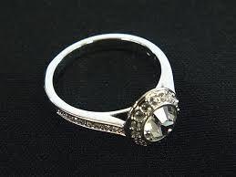 Дамски пръстен СВАРОВСКИ