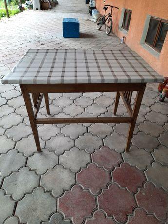 Стол деревянный размер 70*110