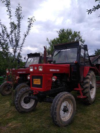 Tractor u 650. M