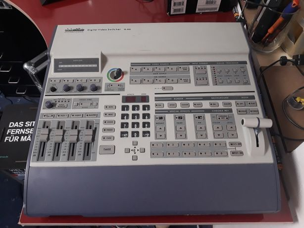 Mixer digital video switcer se-800