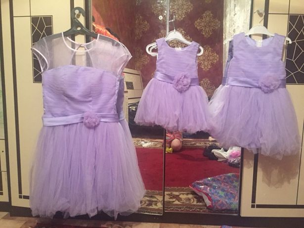продам платье мама и дочки