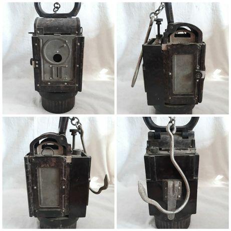 Felinar / felinare / lanterna germane Wehrmacht / Luftwaffe, WW2