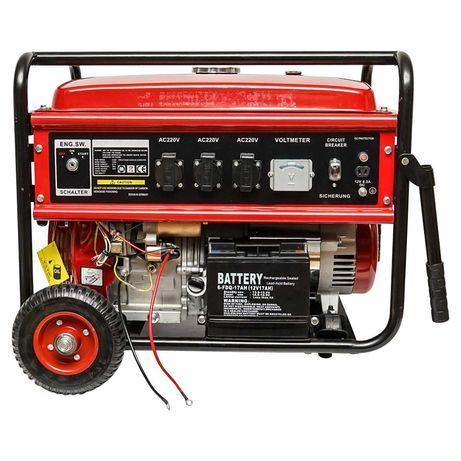 Generator curent pe benzina monofazic