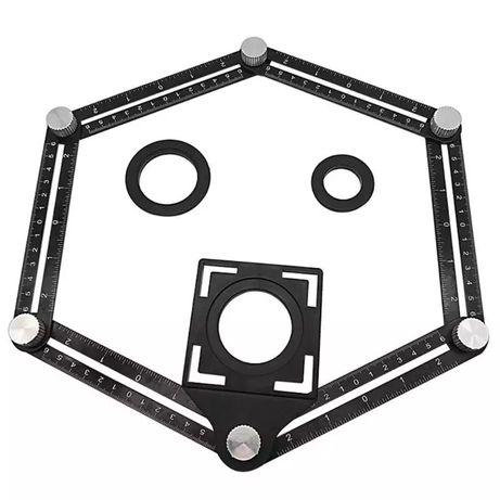 Алуминиев шаблон за пренасяне на отвори-  Пантограф