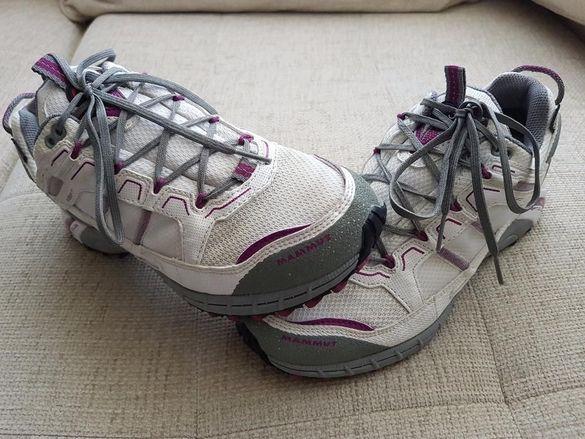 Нови туристически обувки / маратонки MAMMUT Claw GTX, номер 40
