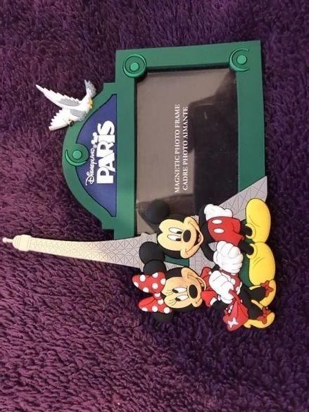 магнит от Disneyland Paris Minnie & Mikey mouse