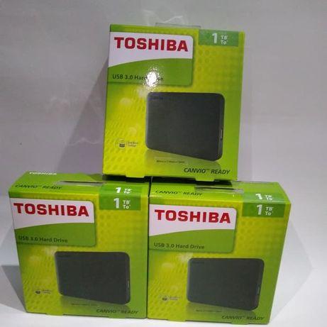 HH extern Hard Disk portabil TOSHIBA Canvio 1TB si 4TB nou SIGILAT