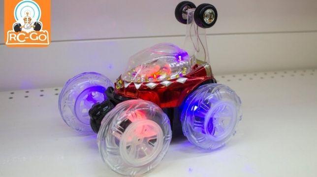 Машина перевертыш игрушка для мальчика