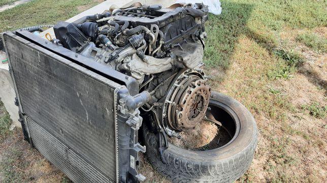 Запчасти от двигателя ОМ 651