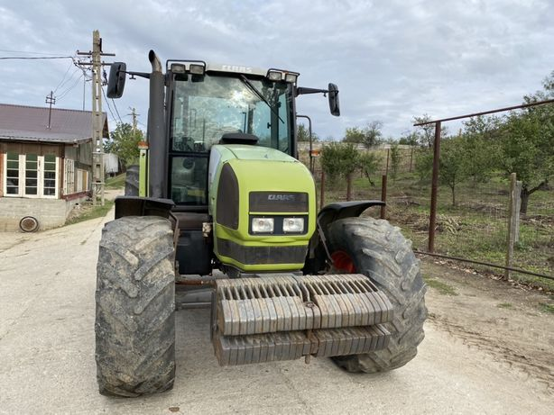 Vand Tractor Claas Ares 836RZ