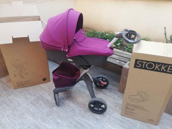 Детска количка STOKKE XPLORY V5