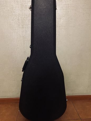 Жесткий чехол для гитары – кофр