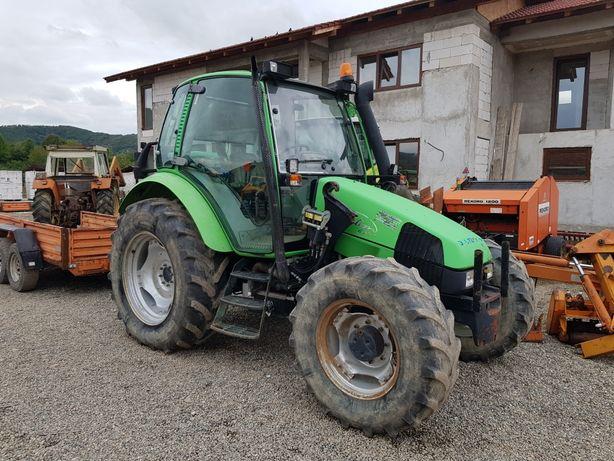 Vand tractor Deutz Fahr Agrotron 4.80S