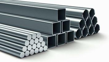Профильные трубы ( квадратные) металлопрокат алматы
