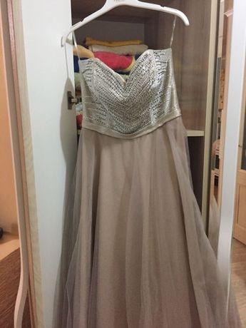 Срочно шикарное платье