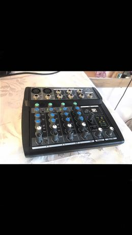 MIXER AUDIO: Wharfedale Pro Connect 802 USB